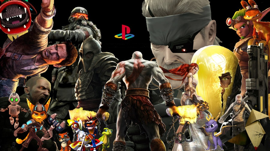 PlayStation_Exclusive_montage_by_Legion_Of_3