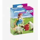 AgricultriceAvecMoutons Playmobil