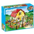 Ranch avec poneys Playmobil